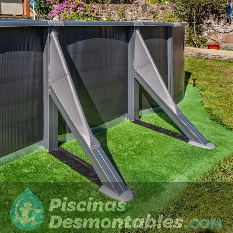 Piscina Gre Sunbay Safran 637x412x133 790089