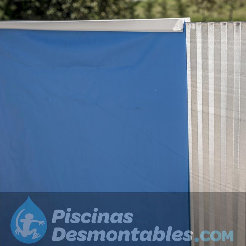 Piscina de Composite Gre 410x124 KPCO41