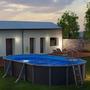Piscina Gre Sunbay Carra 300x300x119 790093