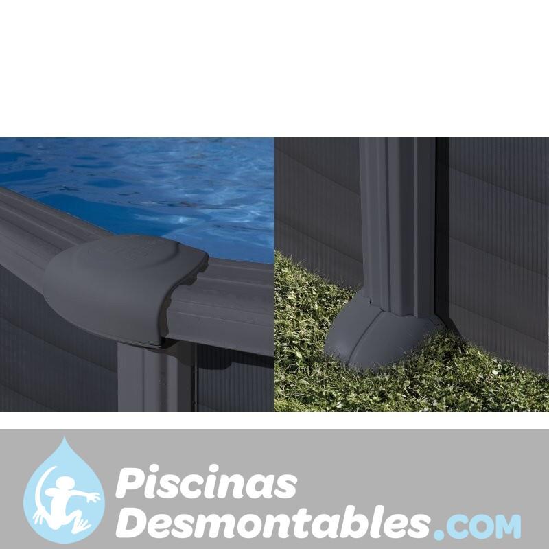 Piscina StarPool Blanca 300x120 P300ECO