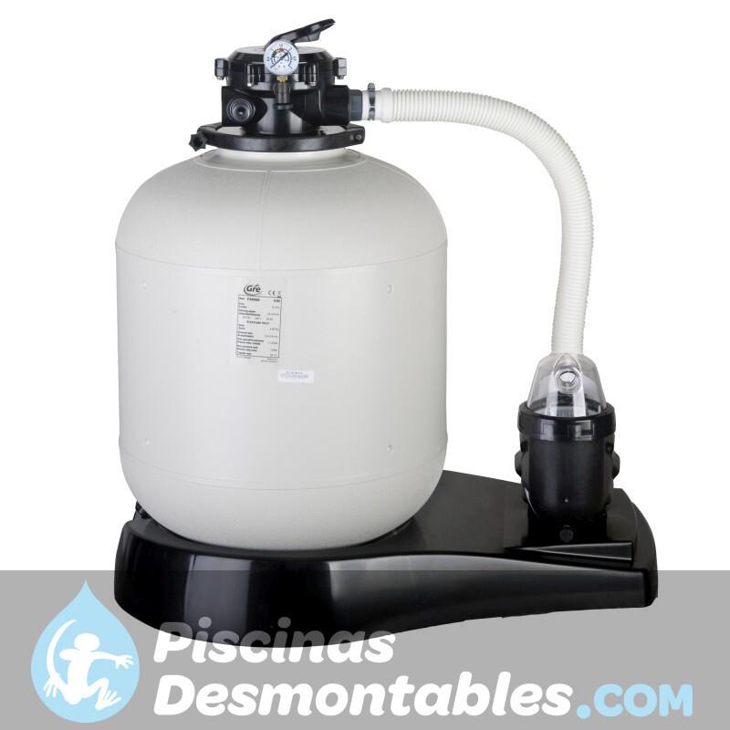 Piscina StarPool Blanca 350x120 P350ECO
