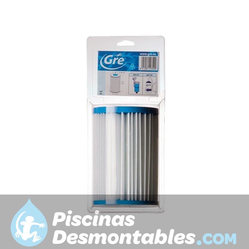 Piscina StarPool Imitación Rattán 350x132 PR358RT