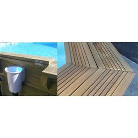 Piscina Enterrada StarPool 800x400x150 PEOV8059