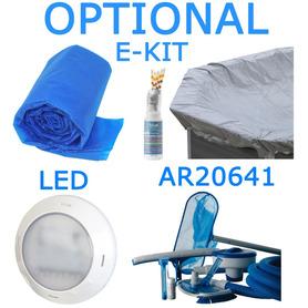 Piscina StarPool Imitación Madera 915x470x132 PROV918WO