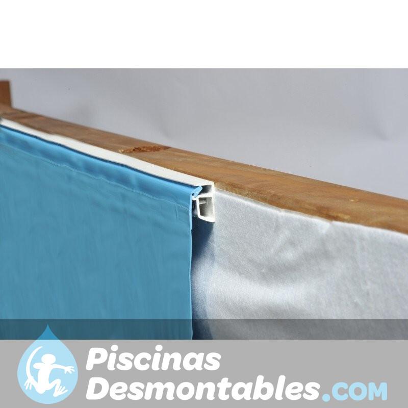 Piscina StarPool Imitación Piedra 350x132 PR358PO
