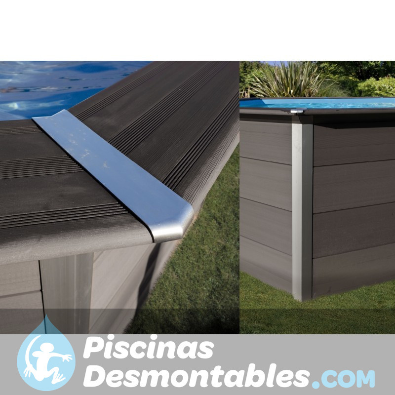 Piscina Enterrada StarPool 550x150 PE5559