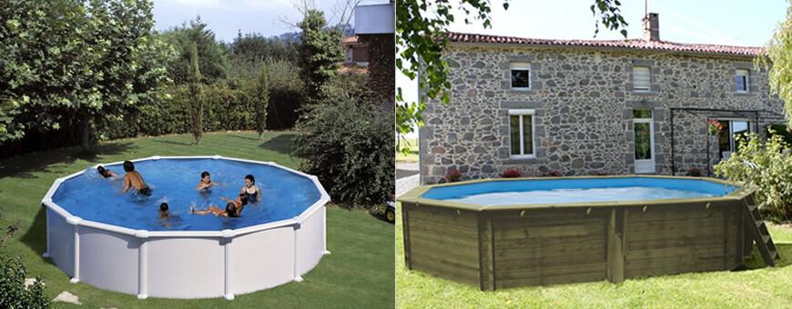 piscinas elevadas. Black Bedroom Furniture Sets. Home Design Ideas