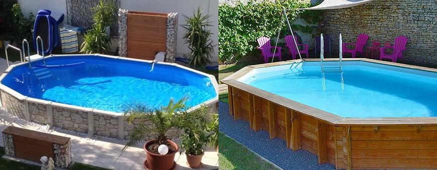 piscinas semienterradas