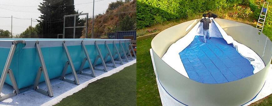piscinas de segunda mano On piscinas desmontables segunda mano