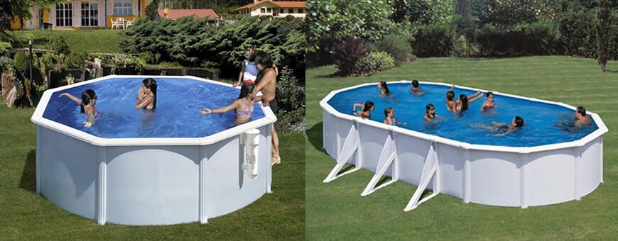 Precios de piscinas for Piscinas de plastico precios
