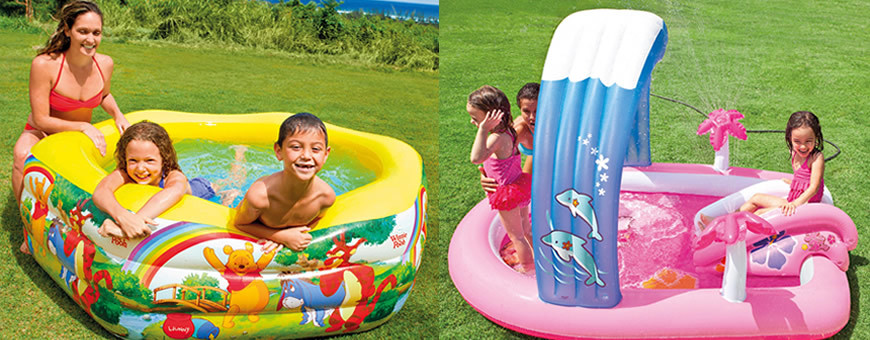 Piscinas Intex Infantiles