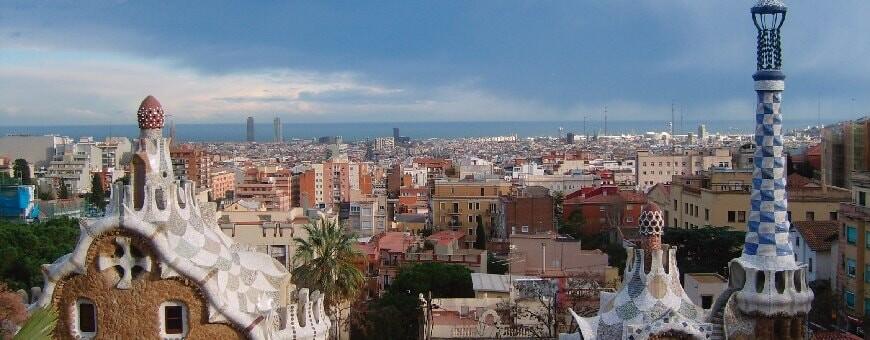 Piscinas Barcelona