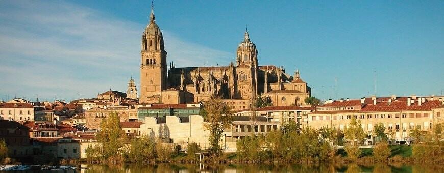 Piscinas Salamanca