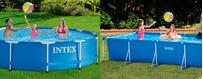 Piscinas Intex Easy set