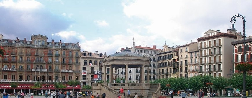 Piscinas Pamplona