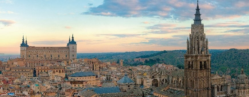 Piscinas Toledo