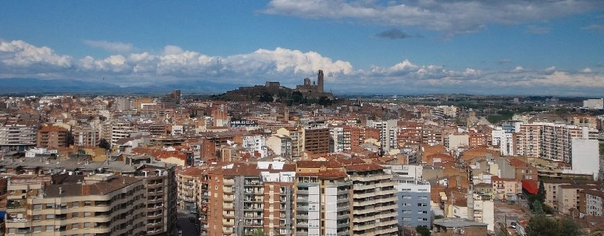 Piscinas Lleida