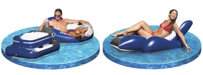 Colchonetas y accesorios for Colchonetas piscina
