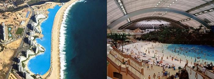 La piscina m s grande del mundo for Piscina mas profunda del mundo