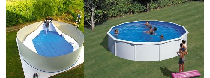 montaje piscinas gre