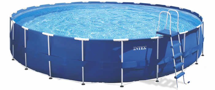 Piscinas de pl stico for Piscinas de plastico desmontables