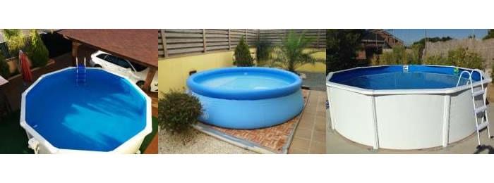 piscinas de segunda mano