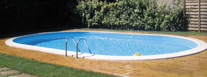 Piscinas enterradas for Piscinas desmontables medidas