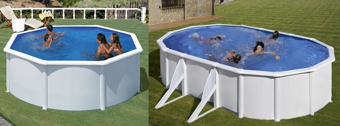 Piscinas gre fidji for Los mejores modelos de piscinas
