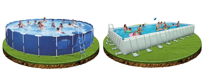 Piscinas intex - Piscinas de plastico ...