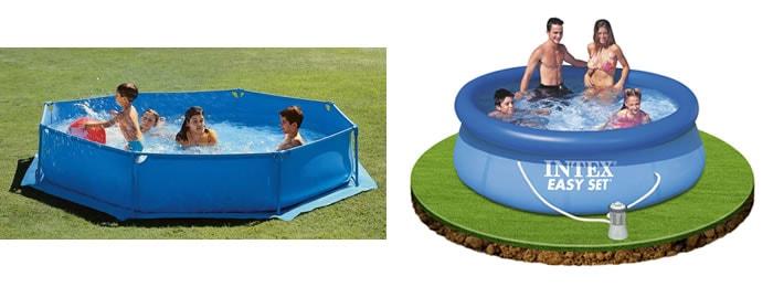 Piscinas para ni os for Clases de piscina para ninos