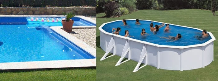Precios de piscinas for Gresite piscina precio m2