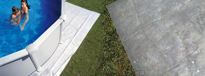 Tapices de suelo para piscinas for Suelo para piscina desmontable